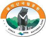 Corea - emblema parco nazionale